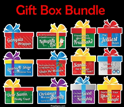 Gift Box 6pc Bundle