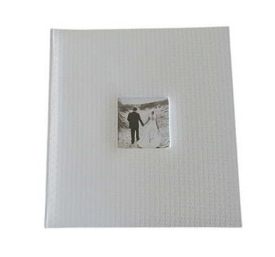 White Diamond 50pg Drymount Photo Album