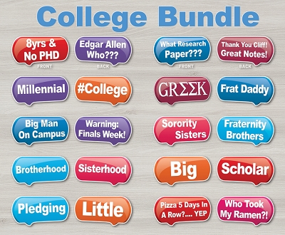College Theme Set