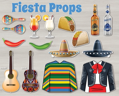 Fiesta Theme Set