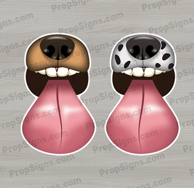 Dog Nose Prop